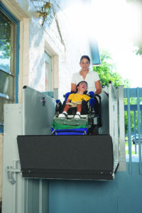 Vertical and Porch Lifts at EJ Medical Supply