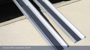 Telescopic Channel Ramps at EJ Medical Supply