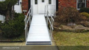 Armada Modular Ramp System at EJ Medical Supply