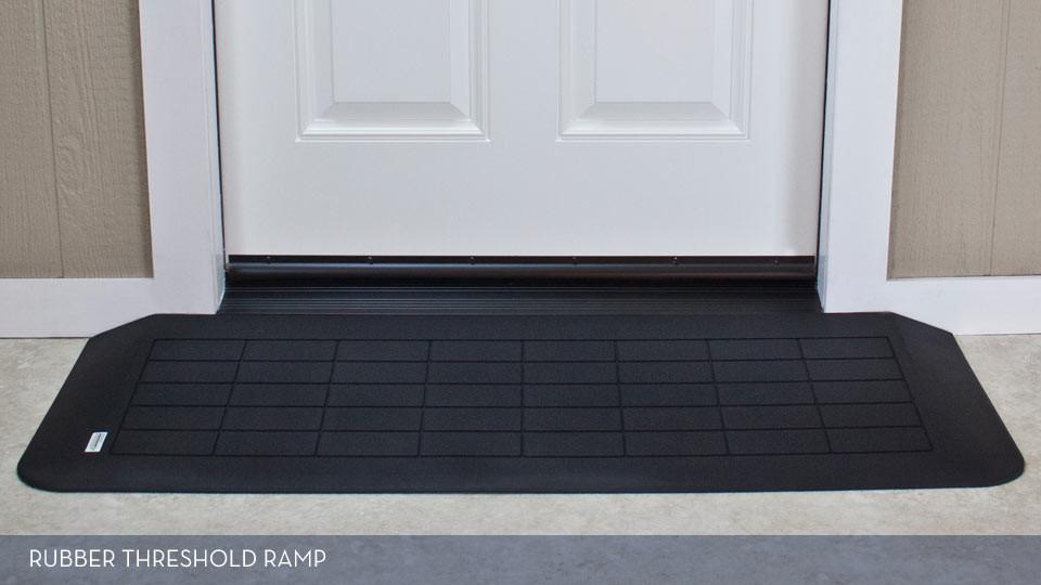 Rubber Threshold Ramp 2