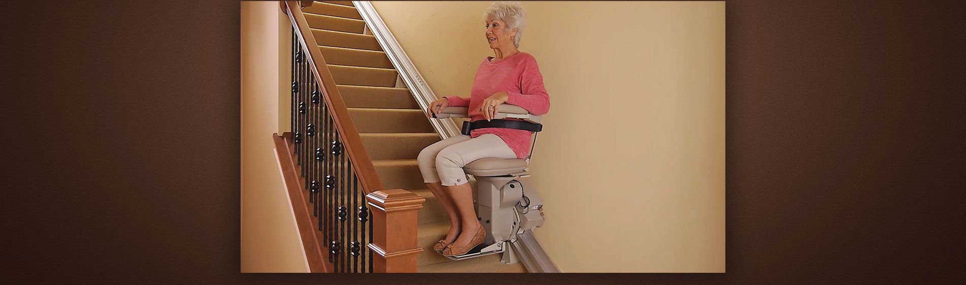 Stairlifts at EJ Medical Supply