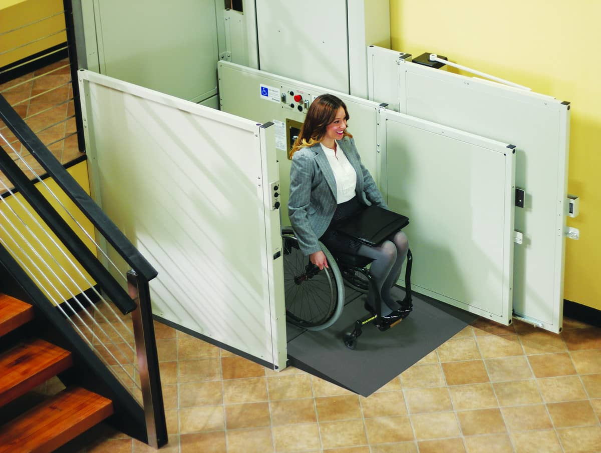 Porch Lift and Wheelchair Lift at EJ Medical Supply
