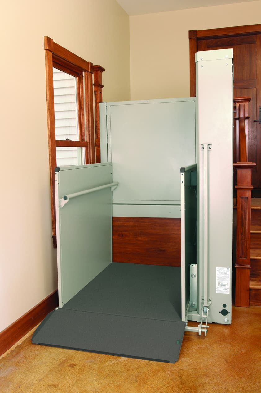 Porch Lift and Wheelchair Lift Installation